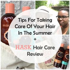 Tips For Taking Care Of Your Hair In The Summer