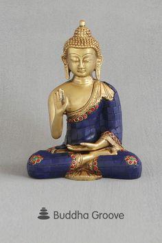 Artistic Mosaic Buddha Statue, Brass Buddha Life, Buddha Art, Budha Statue, Buddha Figures, Portrait Background, Metal Embossing, Buddha Meditation, Mosaic Art, Mosaics