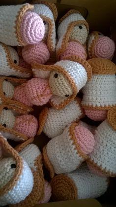 Virgencitas porfis para la Comunion de mi hija