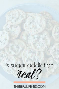 Is sugar addiction a