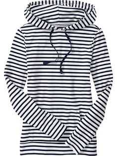 Lightweight for Spring/Fall Layering. Old Navy   Women's Striped Hooded Pullovers