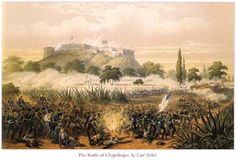 The Storming of Chapultepec