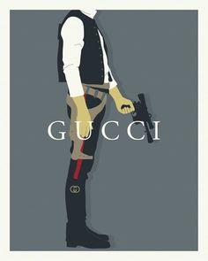#Gucci / #StarWars