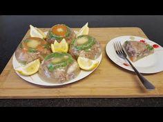 Racitura de porc (Piftie) - YouTube Potato Salad, Make It Yourself, Ethnic Recipes, Pork
