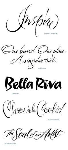 Letras letras de la escritura a mano Iskra Diseño                                                                                                                                                                                 Más