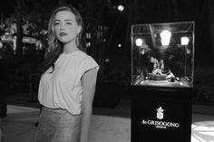 Amber Heard à la soirée De Grisogono