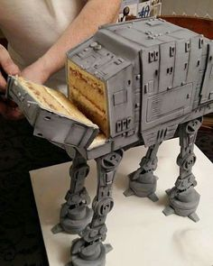 The cake is strong with this one
