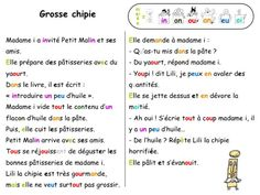 Histoires simples alphas French Expressions, Phonemic Awareness, Letter Sounds, Learn French, Montessori, Lettering, Activities, Teaching, School