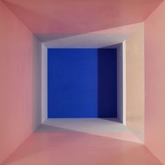 Empty - Erin O'Keefe - These photographs examine the interaction of color and light in space, and the way photography alters and transforms these phenomena. In order to explore these relationships...