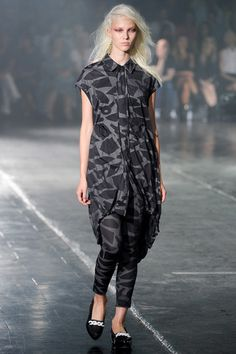 Y-3 Spring 2014 Ready-to-Wear Collection Slideshow on Style.com
