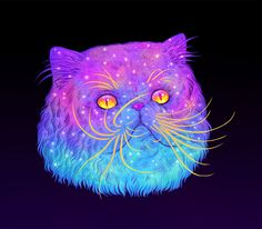 colorful-space-felines-galactic-cats-jen-bartel-9