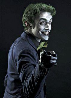 Anthony Misiano - Harley's Joker Cosplay
