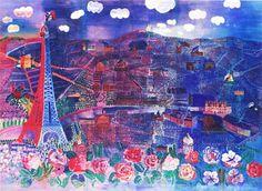 鎌倉大谷記念美術館 没後50年記念「デュフィ展」―歓喜(よろこび)の画家デュフィの世界―