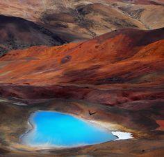 Namatso lake ( Heavenly lake of Tibet)