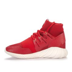 sports shoes b3e35 f4b5e En ligne Homme Adidas Tubular Doom Chinese New Year -rouge- AQ550 Sneakers