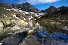 Monti Tatra Polonia