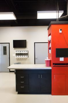 Treatment area view 5 | Hospital Design