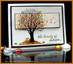 Autumn Tree FS458 by justwritedesigns - Splitcoast Stampers
