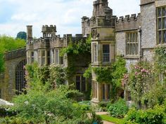breaktaking Haddon Hall, Derbyshire... in the Peaks District...my most favourite place to visit in Derbyshire