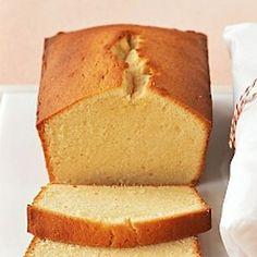 Vanilla Pound Cake Recipe & Video | Martha Stewart