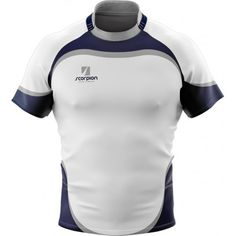 Rugby Shirts designed in your own pattern from Scorpion Sports 9c249d8b6158b