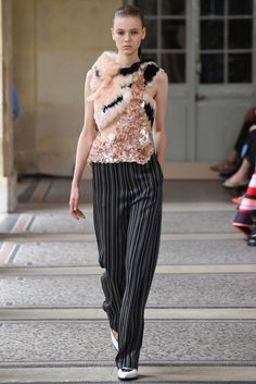 The fact that she focuses mostly on daywear has been a point of difference for Bouchra Jarrar from the beginning. Description from thefashionwatch.com. I searched for this on bing.com/images