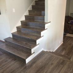 Tap Go Laminate Flooring Full Stairs Treads