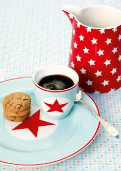 Coffee is the star of the mornings