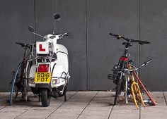 088-365 Bikes - Photo a Day Project  www.flickr.com/photos/johngarghan #PhotoADay #project365 #365project #virtualartgallery #bikes Take a Photo a Day Every Day.