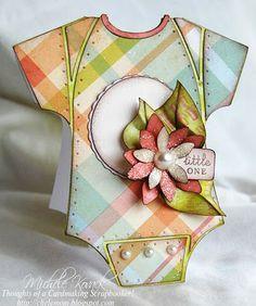 adorable baby card!