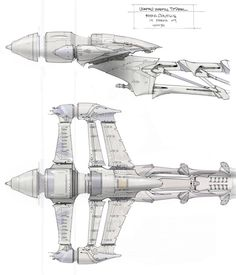 Star Wars III, Ryan Church Concept Art, RyanChurch.com