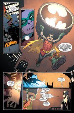 Batman and Robin Issue - Read Batman and Robin Issue comic online in high quality Nightwing, Batgirl, Catwoman, Batman Comic Art, I Am Batman, Batman Robin, Gotham Batman, Tim Drake, Damian Wayne