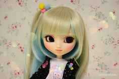 "Custom Pullip doll ""KANA RAINBOW"" by Nerea Pozo"