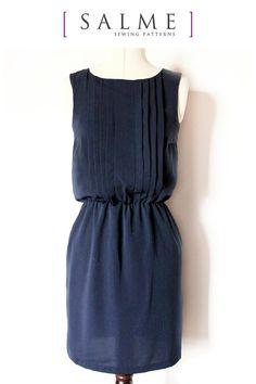 Easy to sew. Elegant.
