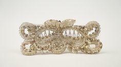 Lazio - Bridal Headpiece