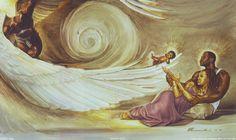 Heaven Sent WAK - Kevin A. Williams Fine Art Print Poster