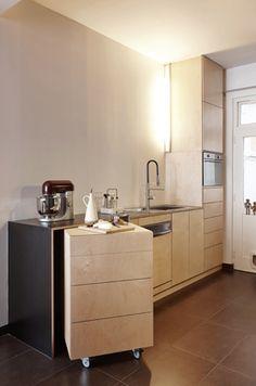 Kitchen by Filip Janssens