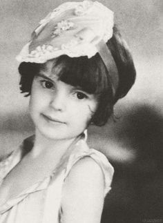 Cute Babies Who Grew Up to Be Movie Stars. Judy Garland