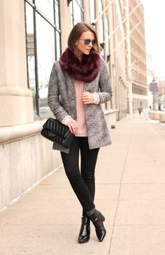 Love this look from head to toe! Small Steps| Penny Pincher Fashion