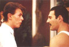 Bowie & Freddie.