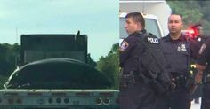 People Shocked At What's Spotted On Back Of Truck That Passed Through Ohio