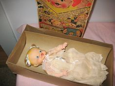 1951 BONNIE BRAIDS DOLL, this was my baby doll when I was 5, got her for christmas.