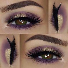 """"""" Brows: @anastasiabeverlyhills DipBrow in Auburn __  Eyeshadows: @bhcosmetics 88 color matte palette __  Liner: @motivescosmetics Little Black Dress __…"""""""