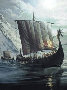 Rebirth of Viking Warship That May Have Helped Canute Conquer the Seas Viking Shield, Viking Warrior, Female Viking, History Channel, Tattoo Avant Bras, Viking Longship, Viking Life, Old Norse, Viking Tattoos