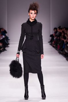 Nadya Toto, Montreal Fashion