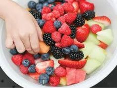 Image result for eating fruit