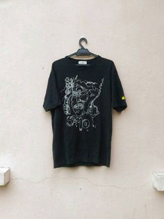 T-shirt FUCK Pop Art Andy Warhol Keith Haring Amazink