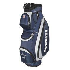 Dallas Cowboys NFL Cart Bag by Wilson.  Buy it @ ReadyGolf.com