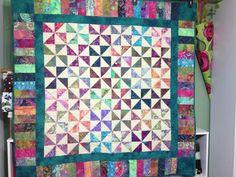 Original lap quilt