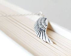 One Wing by Karolina on Etsy